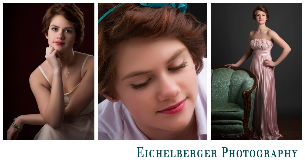 colorful senior portraits with style in o'fallon, mo by eichelberger photography