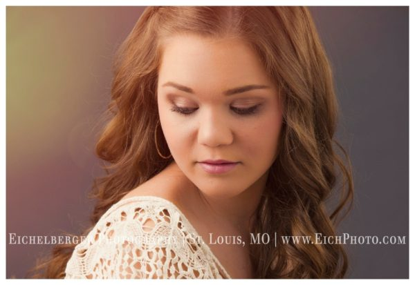 Senior Picture St. Louis Marquette High School Lafayette High School Jordyn Vermont Cheerleader