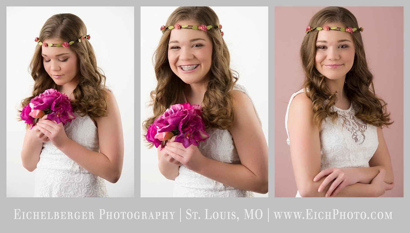 Marquette High School teenager cheerleader, Jordyn Vermont, Cheer St. Louis - Cheer Legendz - natural beauty pageant winner